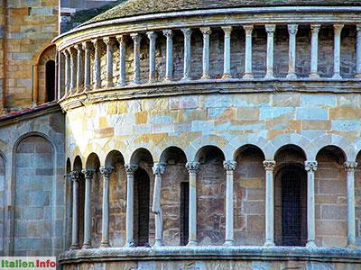 Arezzo: Santa Maria della Pieve