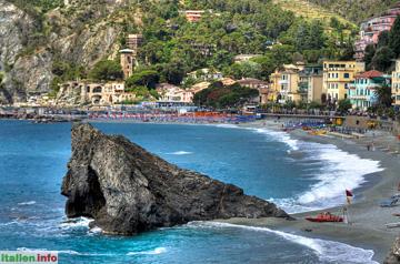 Monterosso al Mare: Das Viertel Fegina