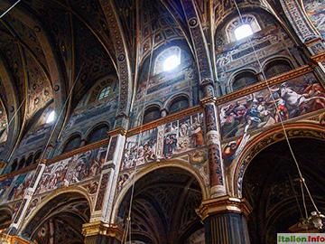 Cremona: Dom - Innenraum