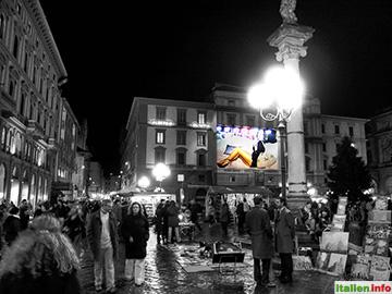 Florenz: Piazza della Repubblica