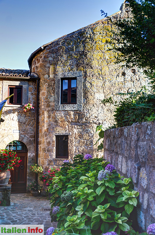 Häuser In Italien fotos und impressionen latium italien info