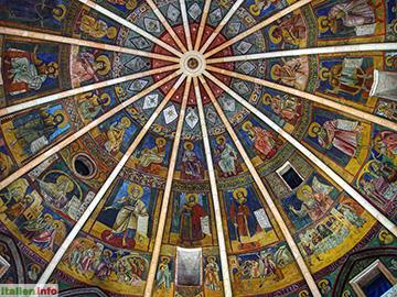 Parma: Kuppel des Baptisteriums