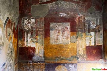 Pompeji: Wandmalereien