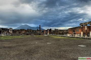 Pompeji: Das Forum