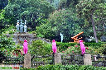 Portofino: Museo del Parco