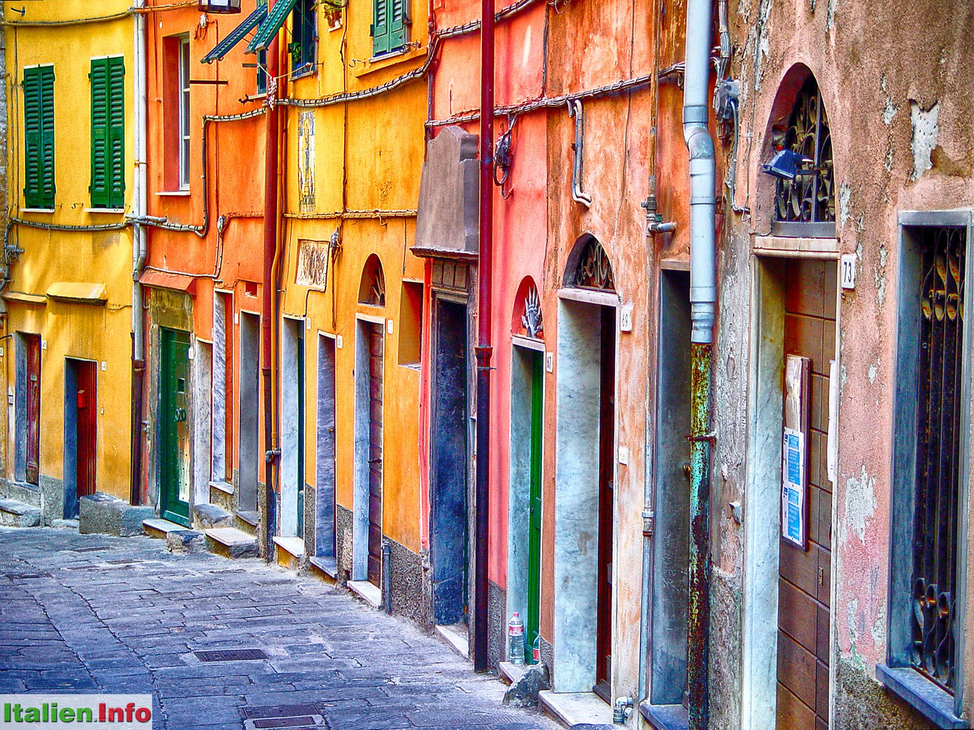 Portovenere - Impressionen: Fotos und Bilder - Italien.Info size: 1024 x 768 post ID: 9 File size: 0 B