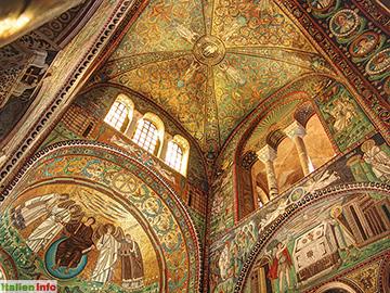 Ravenna: Mosaiken in San Vitale