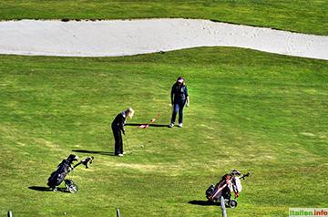 Lana: Golfplatz