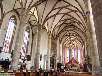 Meran: Pfarrkirche St. Nikolaus