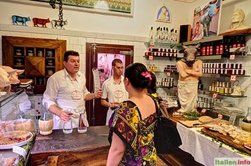 Greve in Chianti: Kultmetzger Cecchini in Panzano