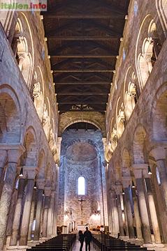 Trani: Kathedrale - Innenraum