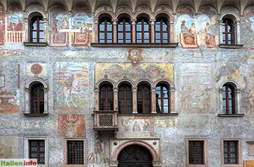 Trient: Palazzo Geremia