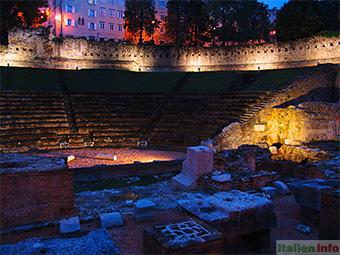 Triest: Teatro Romano
