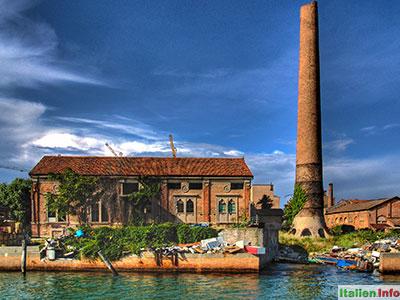 Venedig: Insel Giudecca