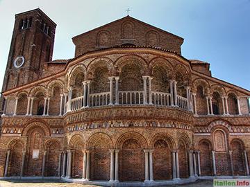 Venedig: Insel Murano - Basilika