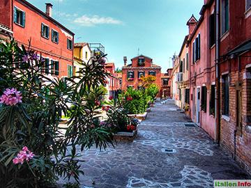 Venedig: Insel Murano - Campiello P. Bigaglia