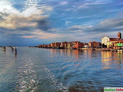 Venedig: Insel Pellestrina