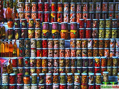 Vieste: Leckereien auf dem Gemüsemarkt