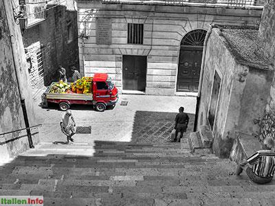 Vieste: In der Altstadt
