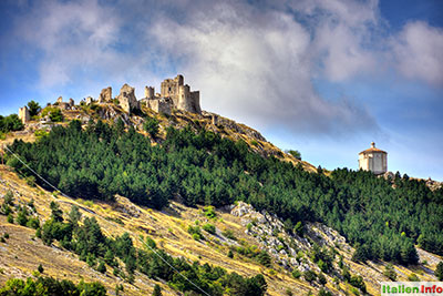 Calascio: Rocca Calascio