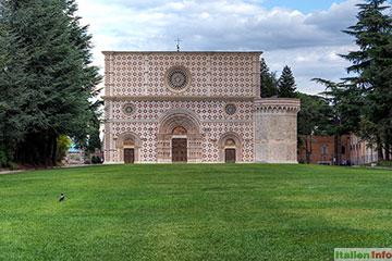 L´Aquila: Basilica Santa Maria di Collemaggio