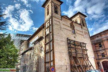 L´Aquila: Chiesa San Marco