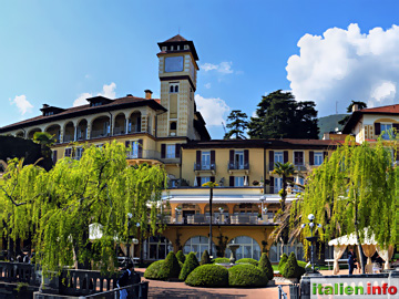 Gardone Riviera: Tipp: Grand Hotel Fasano