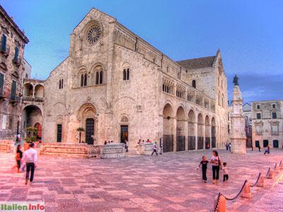 Bitonto: Cattedrale San Valentino