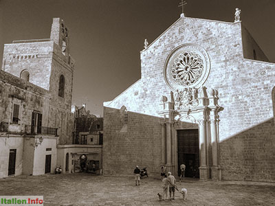 Otranto: Kathedrale