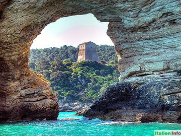 Vieste: Arco di San Felice