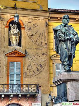 Parma: Palazzo del Governatore