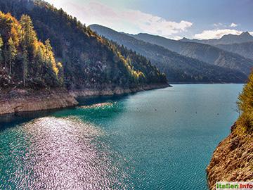 Sauris: Lago di Sauris