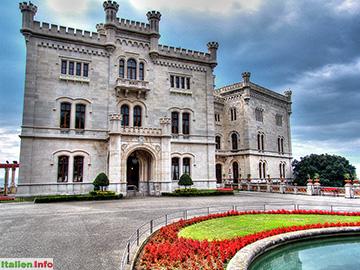 Triest: Schloss Miramare