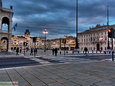 Triest: Piazza dell'Unità d'Italia