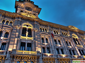 Triest: Rathaus