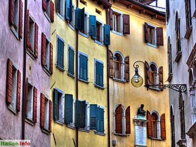 Udine: Herbstfarben