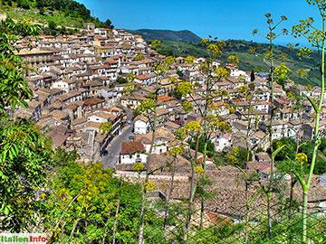 Cerchiara di Calabria: Altstadt
