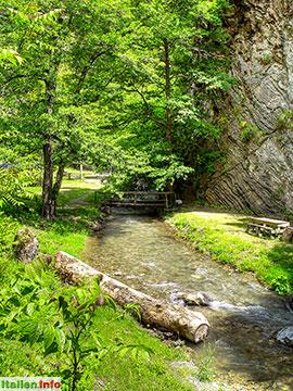 Acquappesa: Tal bei Terme Luigiane