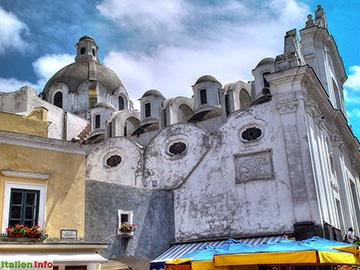 Capri: Kirche Santo Stefano