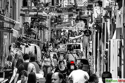 Neapel: Altstadt