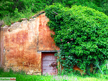 Priverno: Abbazia di Fossanova - Nebengebäude