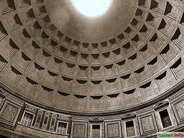 Rom: Pantheon - Kuppel