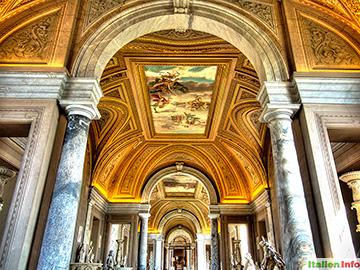 Rom: Vatikanische Museen