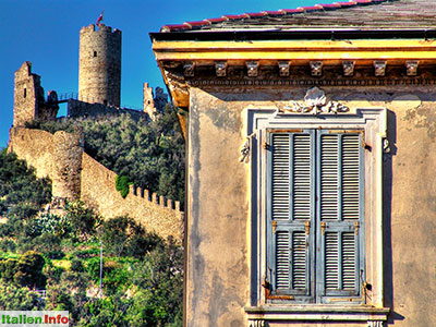 Noli: Castello Ursino