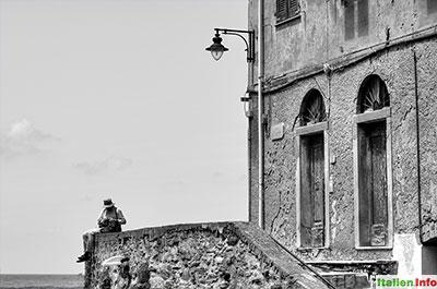 Riomaggiore: Fotografen-Rast