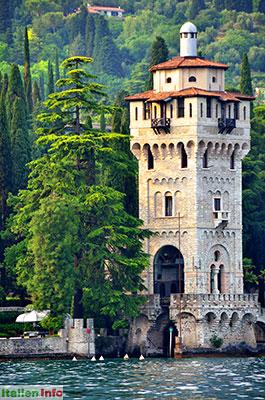 Gardone Riviera: La Torre