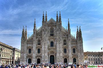 Mailand: Duomo di Santa Maria Nascente
