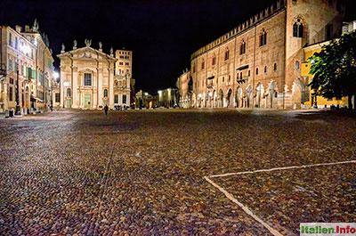 Mantua: Dom und Palazzo Ducale