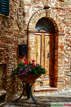 Arcevia: Mittelalterliches Piticchio