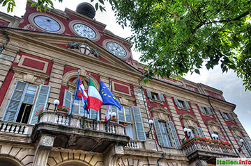 Alessandria: Palazzo Rosso